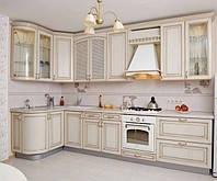 Деревянная кухня купить в Киеве, фото 1