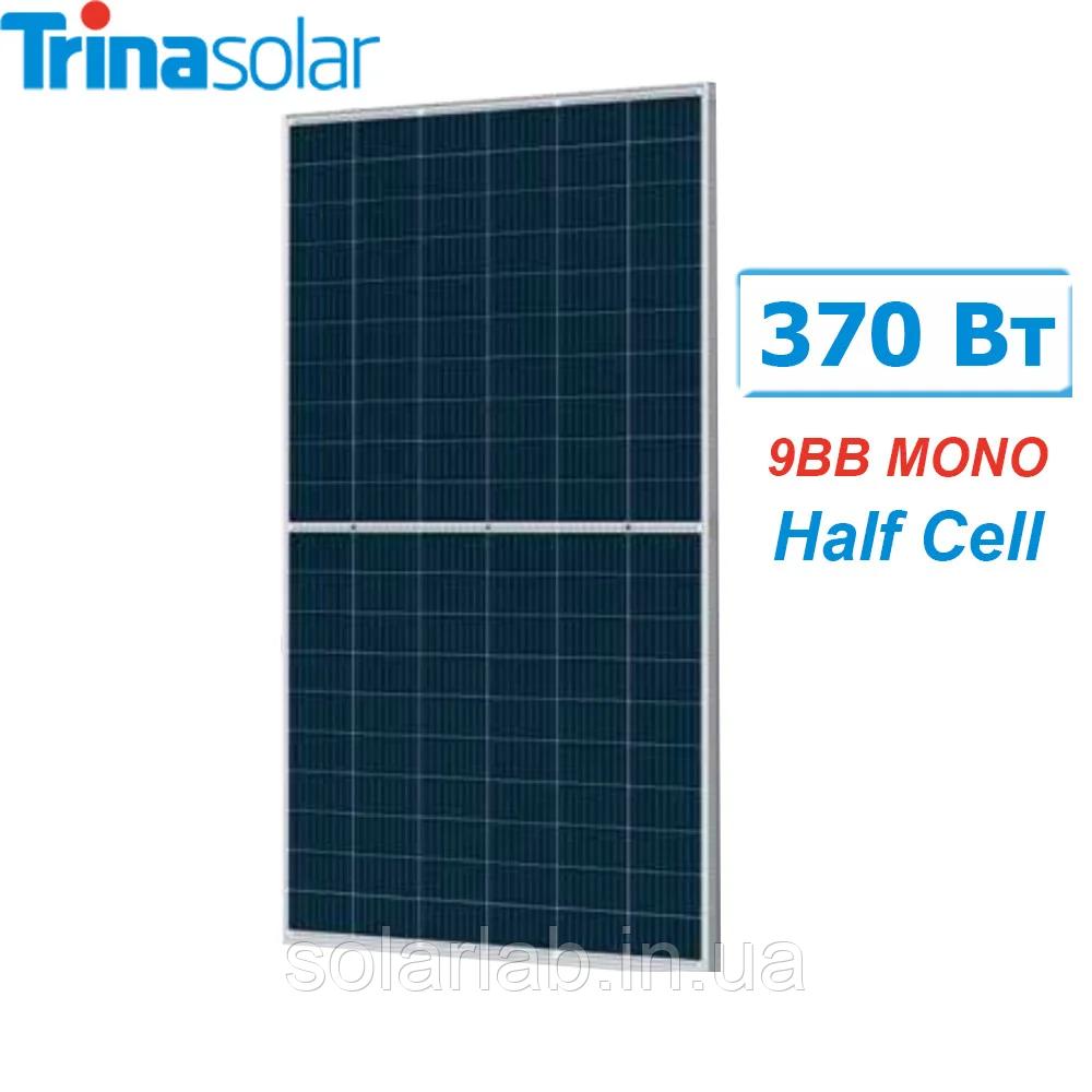 Солнечный модуль TrinaSolar 370W mono 9bb