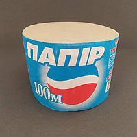 Туалетная бумага ПЕПСИ 100 м, 12 шт. в упак.