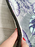 """Бесплатная доставка! Ковер   """"Фламинго в листве""""  (1.9*2.3 м), фото 6"""