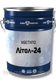 ПРОТЕК Мастило Літол-24 17кг