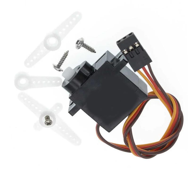 Сервопривод для роботов или квадрокоптеров SG90 6CH RC
