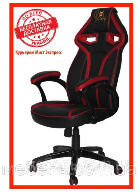 Компьютерное детское кресло Barsky SD-08 Sportdrive Game Red, черный / красный