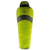 Спальный мешок Tramp Hiker Long TRS-051L левый оливковый-серый, фото 1