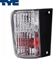 Задний противотуманный фонарь, левый на Renault Trafic / Opel Vivaro (2001-2014) TYC (Тайвань) 19-0662-01-2