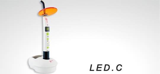 Лампа фотополимерная Woodpecker LED-C (оригинал)