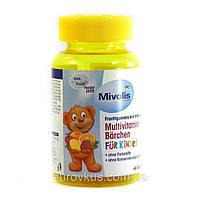 Das gesunde Plus-Mivolis Multivitamin-Bärchen fur kinder (60 капсул) Германия