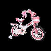 "Велосипед Royal Baby 16"" Princess Jenny Girl Steel RB16G-4 Pink"