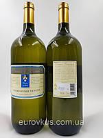 Вино белое сухое Donna Francesca  Chardonnay 12% 1,5л