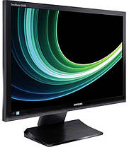 "Samsung SyncMaster S24a450Mw / 24"" 1920x1200 (16:10) LED / Яркость - 300 кд/м2 / Углы обзора 170° / DVI,VGA / Крепление 100x100 /, фото 3"