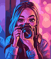 Картина по номерам на холсте Взгляд художника 40x50 см Art Craft (23060035)