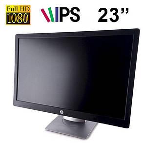 """Монитор HP EliteDisplay E232 Class A / 23"""" 1920x1080 (16:9) IPS WLED / VGA, DP, HDMI Black, фото 2"""