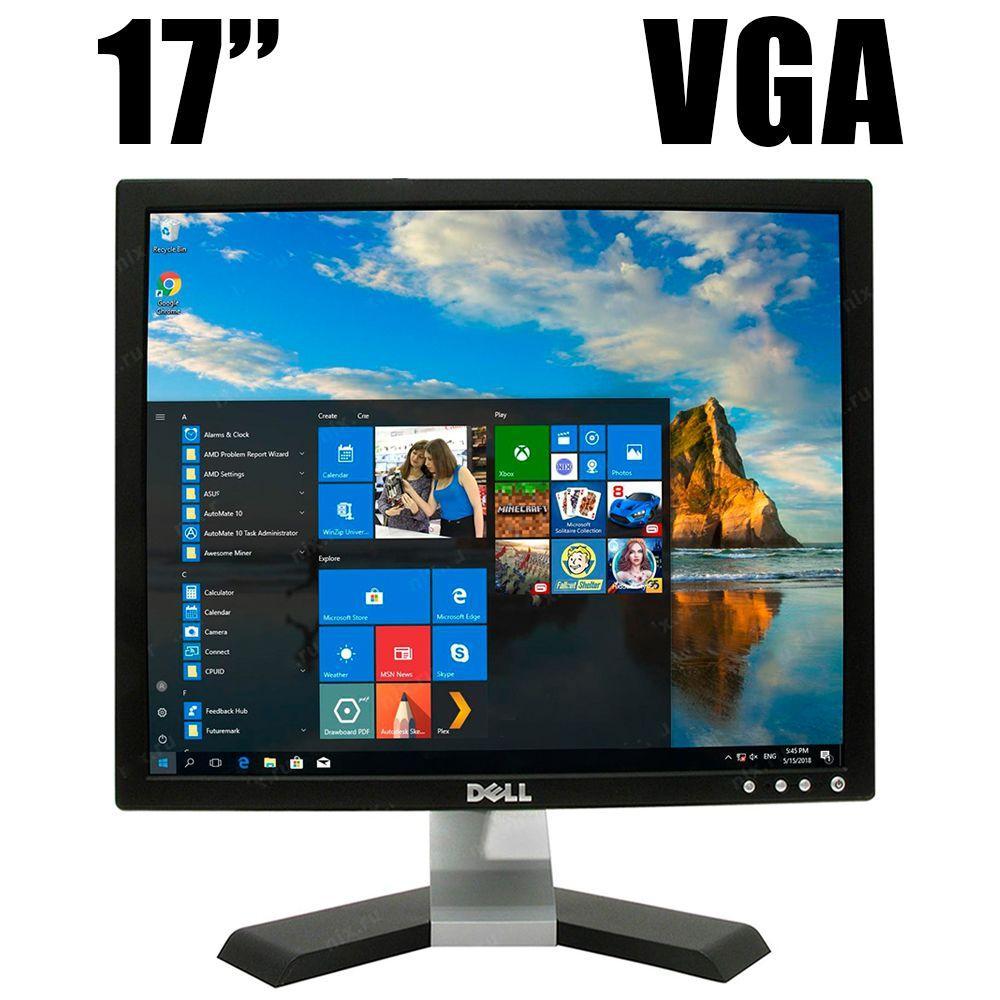"Dell 178fp / 17"" (1280x1024) (5:4) TN LCD / VGA"