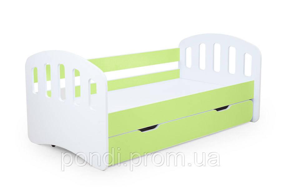 Детская кровать Хэппи