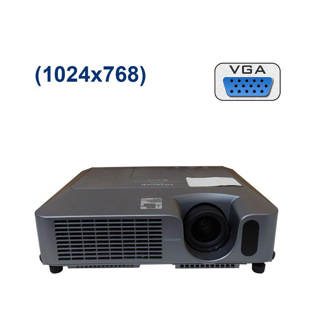 Проектор Hitachi ED-X12 / LCD:3 / 2000 ANSI / 500:1 / (1024x768) XGA / 4:3 (16:9)