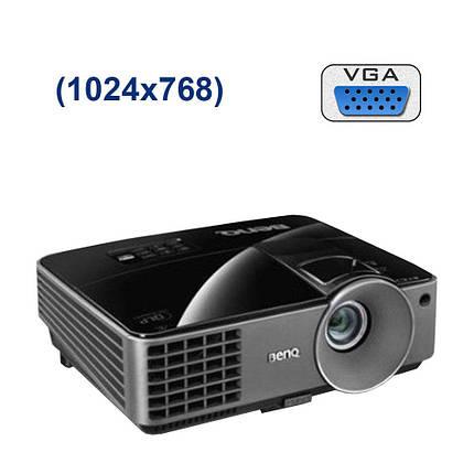 Проектор BenQ MX501-V / DLP / 2500 ANSI / 4000:1 / (1024x768) XGA / 4:3, фото 2