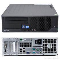 Системный блок Fujitsu Esprimo E9900 Desktop / Intel Core i5-650 (2 (4) 3.2 - 3.46 GHz) / 4 GB DDR3 / 250 GB, фото 2