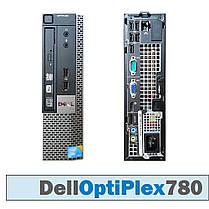 DELL 780 USFF / Intel Core 2 Duo E8500 (2 ядра по 3.16GHz) / 4GB DDR3 / 250GB HDD, фото 3