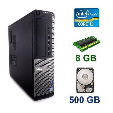 Dell OptiPlex 7010 DT / Intel Core i3-3225 (2 (4) ядра по 3.3 GHz) / 8 GB DDR3 / 500 GB HDD, фото 2