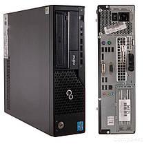 Fujitsu Esprimo E5731 SFF / Intel Core 2 Duo E7500 (2 ядра по 2.93GHz) / 4GB DDR3 / 160GB HDD / AMD Radeon HD 7570 1 GB GDDR5 128 bit, фото 2
