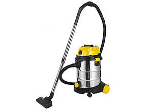 Пылесос для влажной и сухой уборки Sturm VC7220Q | Cтроительный, промышленный пылесос циклонного типа