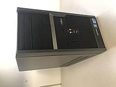Fujitsu P72760 Tower / Intel Core i5-650 (2(4) ядра по 3.20-3.46 GHz) / 4 GB DDR3 / 250 GB HDD / DVD-ROM, фото 2