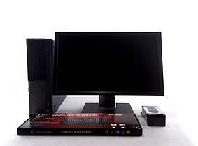 "Dell Optiplex 7010 DT / Intel Core i5-3470 (4 ядра по 3.2 - 3.6 GHz) / 8 GB DDR3 / 500 GB HDD + Монитор Lenovo ThinkVision L2251p / 22"" (1680x1050) TN, фото 3"