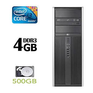 Компьютер HP 8300 Tower / Intel Core i3-3220 (2(4) ядра по 3.3GHz) / 4GB DDR3 / 500GB HDD, фото 2