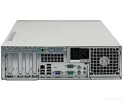 Fujitsu e5731 SFF / Intel Core 2 Quad Q6600 (4 ядра по 2.4GHz) / 4GB DDR3 / 160GB HDD, фото 3