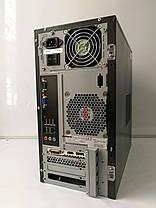 ATX  / Intel Core i7-2600 (4 ядра, 8 потоков, 3.4-3.8 GHz) / 500 GB HDD / 12 GB DDR3 / Palit GeForce GT 1050 Ti 4 GB GDDR5 (HDMI, DVI, DP) / FSP 400W, фото 3