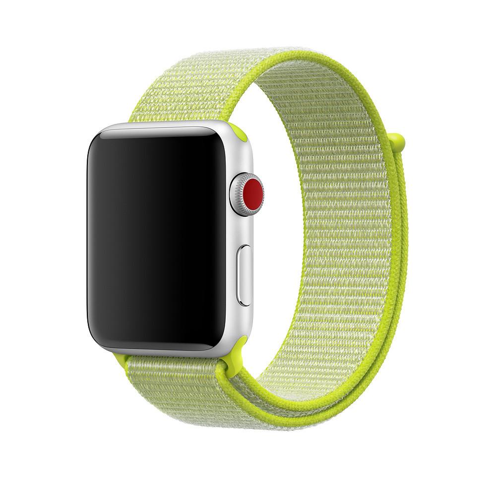 Ремешок Grand для Apple Watch 42/44 мм Sport Loop Flash Light