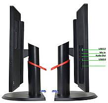 Моноблок Lenovo ThinkCentre M92z AIO / Intel Core i3-2120 (2(4) ядра по 3.3GHz) / 4GB DDR3 / 500GB HDD / 23 дюйма, FullHD, IPS / USB 3.0+Windows 7, фото 3