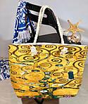 Пляжна сумка жіноча Папайя, фото 2