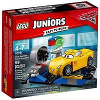 КОНСТРУКТОР LEGO Juniors 10731 Гоночный тренажёр Крус Рамирес