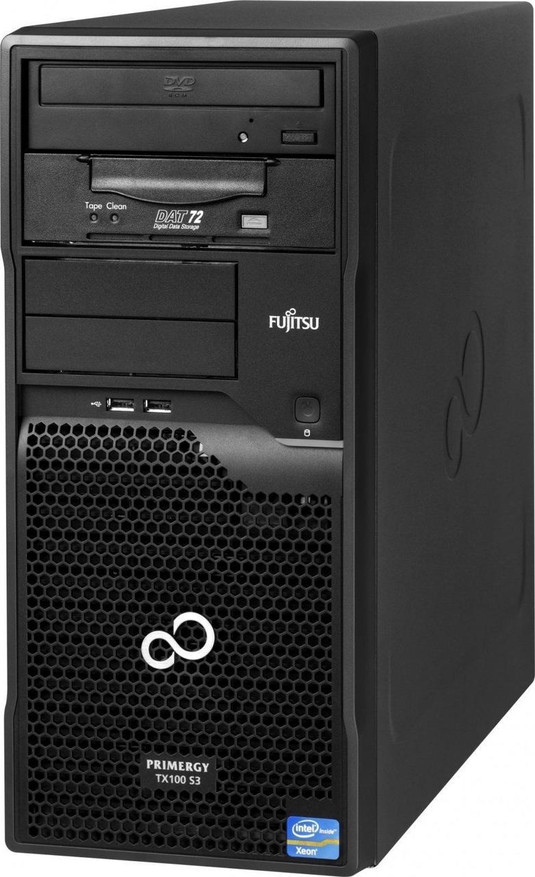 Сервер Fujitsu Primergy/ Xeon e3-1220 3.4 GHz / 6 RAM / 500 HDD