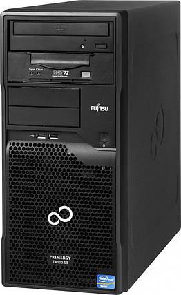 Сервер Fujitsu Primergy/ Xeon e3-1220 3.4 GHz / 6 RAM / 500 HDD, фото 2