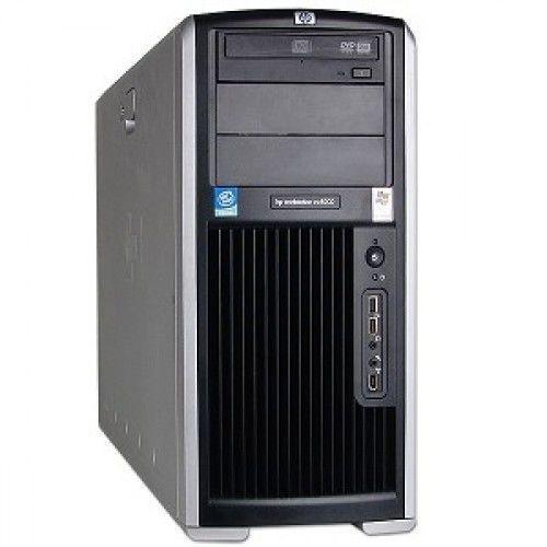 Сервер HP xw6600 / 2x Intel Xeon E5420 / 4GB RAM / 250GB HDD / Radeon 5440 / 650W