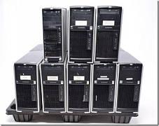 Сервер HP xw6600 / 2x Intel Xeon E5420 / 4GB RAM / 250GB HDD / Radeon 5440 / 650W, фото 3