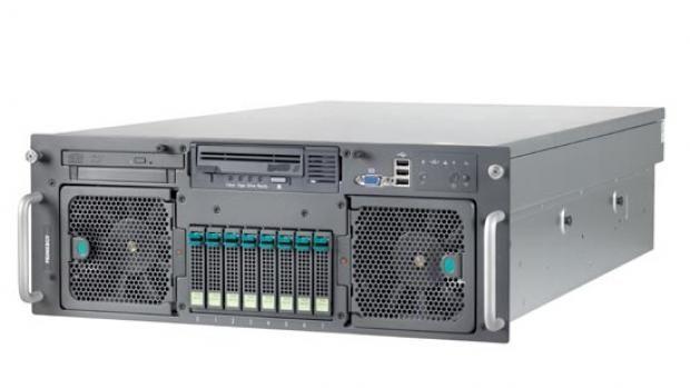 Сервер Fujistu RX600 S4 / 4x Intel Xeon E7220, 2.93GHz; 8 GB RAM / 5х SAS 300 GB 10000rpm / 3100 W