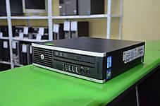 Неттоп HP Compaq 8200 USFF / Intel® Core™ i5-2500S (4 ядра по 2.7 - 3.7 GHz) / 4GB DDR3 / 250 GB HDD, фото 2