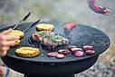 UNO+ высокий круглый барбекю мангал, фото 5