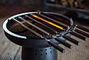 UNO+ высокий круглый барбекю мангал, фото 10