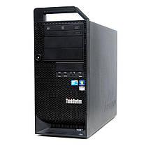 Lenovo ThinkStation D20 Workstation / 2x Intel Xeon E5620 / 8 ГБ ddr3 / 250 ГБ hdd / Nvidia Quadro 2000 / 1030 Вт, фото 2