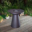 UNO+ высокий круглый барбекю мангал, фото 3