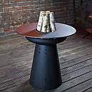 UNO+ высокий круглый барбекю мангал, фото 2