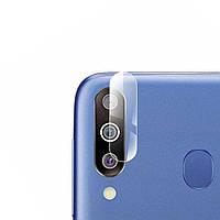 Защитное стекло на камеру Elite для Samsung Galaxy M30 (M305)
