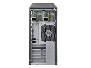Сервер Fujitsu PRIMERGY TX150 S7/ Intel Xeon X3430 (4 ядра по 2,4 - 2,8 GHz) / 8 GB DDR3/ 500 GB HDD/ Chipset Intel® 3420 ( 6 слотов под память ) /, фото 2