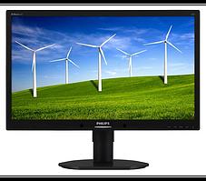 Комплект Dell Optiplex 7010 SFF / Intel® Core™ i3-3220 (2 (4) ядра по 3.3 GHz) / 4 GB DDR3 / 120GB SSD + Монитор Philips Brilliance 220B4L / 22'' /, фото 2
