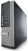 Комплект Dell Optiplex 7010 SFF / Intel® Core™ i3-3220 (2 (4) ядра по 3.3 GHz) / 4 GB DDR3 / 120GB SSD + Монитор Philips Brilliance 220B4L / 22'' /, фото 3