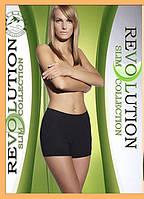 Шорты Self Collection с эффектом похудения, чёрный цвет. Размеры: XS-S, S-M, M-L, L-XL